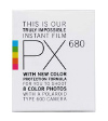 Film Polaroid PX 680 Color Protection