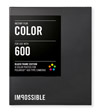 Film Polaroid Color 600 Black Frame