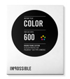 Film Polaroid Color 600 Round Frame