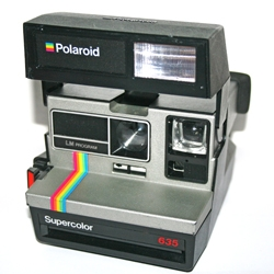 Polaroid® Supercolor 635 LM Program